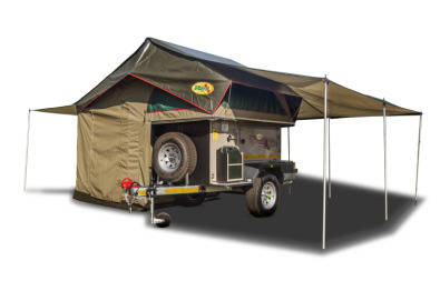 Echo Roof 3 camping Trailer