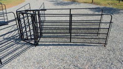 Drukgang panele/Sheep crush panels and accessories