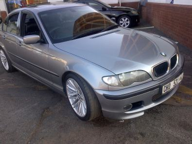 Bmw 3 Series G String 318i 2004model M3 Finish Spo Junk Mail