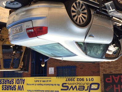 Audi A8 4.2 V8 fsi qautro stripping for spares