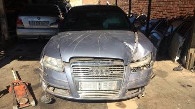 Audi A6 3.0tdi strip