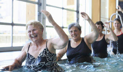 Discreet Ladies-Only Swimming Classes