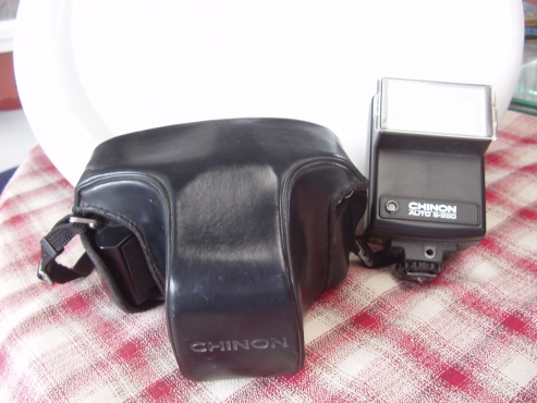 Chinon CG-5 Camera - 35mm - In excellent condition - in original case