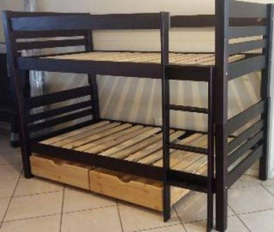 Bunk beds, chests of drawers and Sleigh beds
