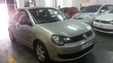 2013 VW Polo Vivo 5-