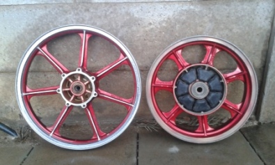 Wheels Rims Kawasaki