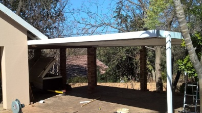 Kwaliteit patio / Quality patio roofing