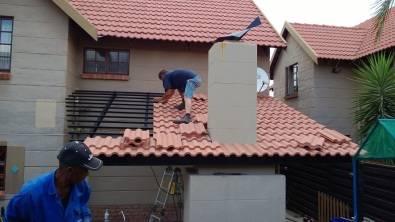 Dak Plate. Roof panels