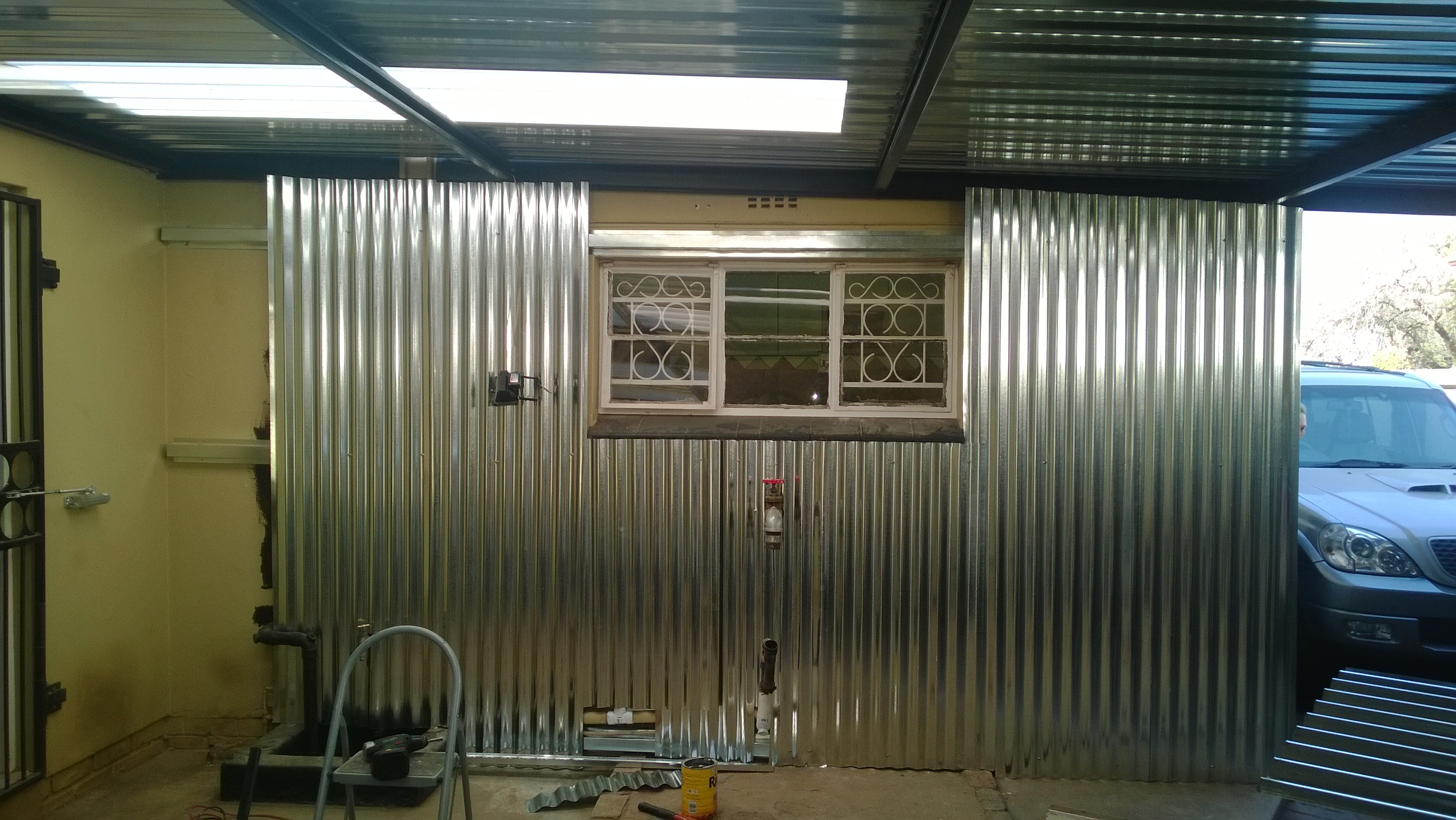 Garden and tool Sheds