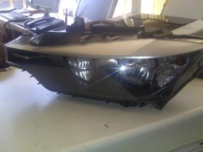 BMW F30 R/ side headlamp