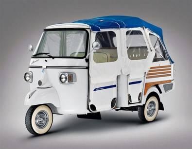 Piaggio Calessino Luxury Vehicle