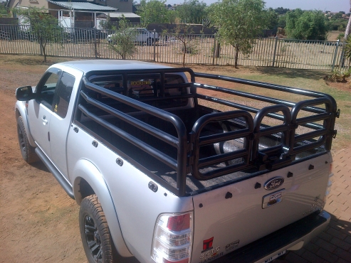 Ford Ranger SC beestralie/ cattle frame