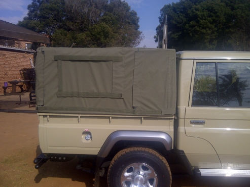 Land Cruiser  DC beestralie/ cattle frame
