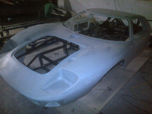 Ford GT40 Replica | Junk Mail
