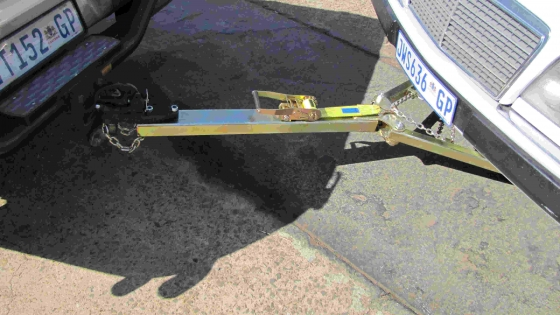 Simple Towing Device (A-Frame) A Frame Y Frame