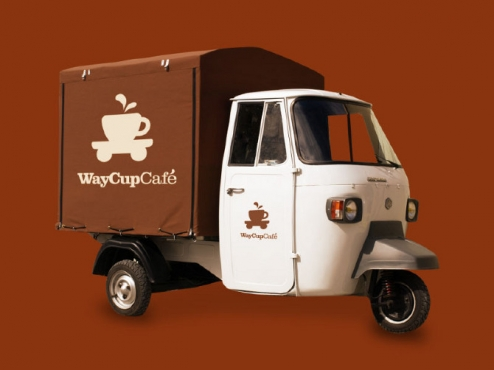 Coffee On The Go Tuk Tuk Style Junk Mail