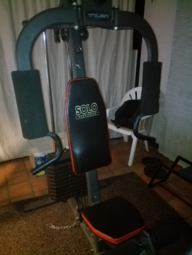 Trojan Home Gym Solo