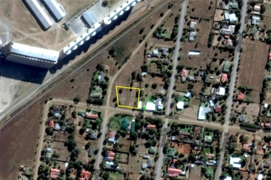 6852 sqm Vacant Residential Plots for sale in Bultfontein