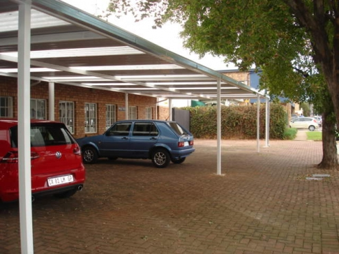 Installation Of Carports With Chromadeck Sheets Or
