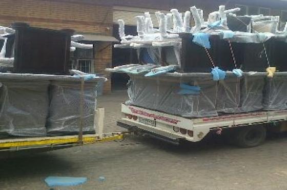 furniture removal. pretoria to all areas