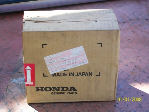 New & used parts for Honda from 1984 up models