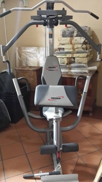 Trojan home gym junk mail