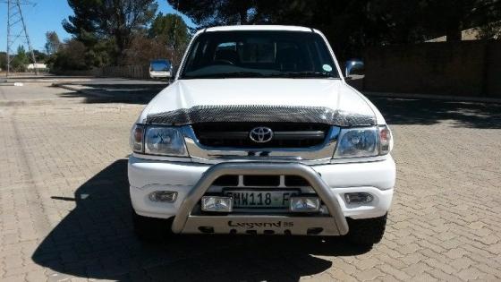 R39999 2003 Toyota 3 0 Kzte Legend 35 Double Cab Junk Mail