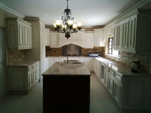 Deluxe Quality Sprayed & Hand Painted Kitchens, Doors & Furniture