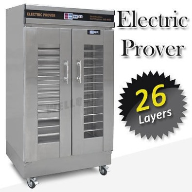 Oven Prover 13 Tray and 26 Tray R 7,500