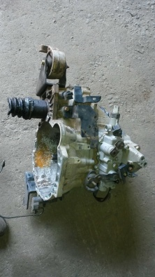 Hyundai Accent 2007 H/B 5 speed Manual Gearbox