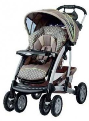 Graco Quattro Tour Deluxe Travel System Bargain Junk Mail