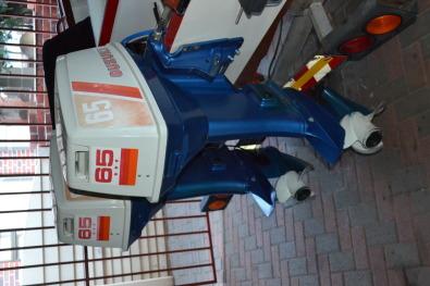 SUZUKI 65 HP 2 stroke 2 cyl outboard motors. | Junk Mail
