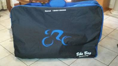 Bicycle travel bags - Coverworx Custom Covers