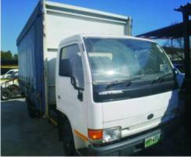 1998 NISSAN CABSTAR UD 40 (FD46) BREAKING 4 SPARES