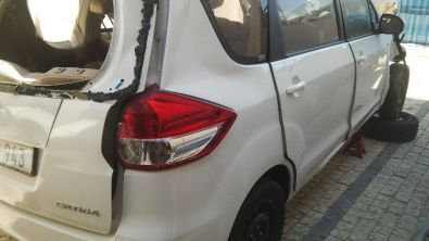 2015 SUZUKI ERTIGA 1.4i (7 SEATER ) BREAKING UP