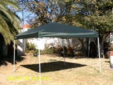 WE BUY DAMAGED GAZEBOS