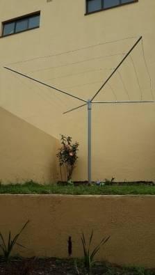 Wash Lines - Breezy Drier, T-Poles & Foldaway