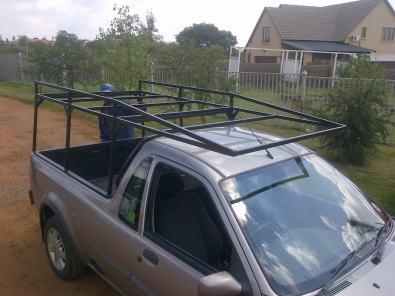 Bakkie roof carrier