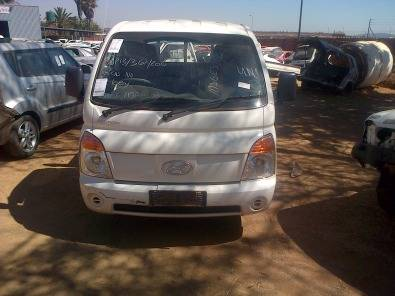 Hyundai H100 bakkie to purchase dead or alive
