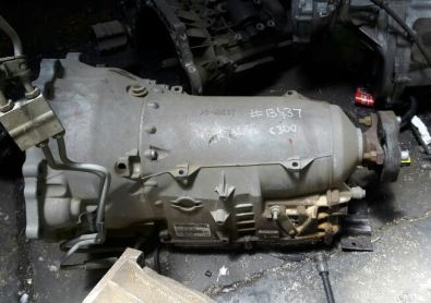 2007 Chrysler 300 C gearbox #13437