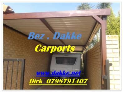 Carports Motor Afdak