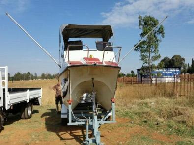 Deep Sea Fishing Boats For Sale Gauteng