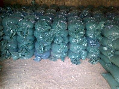 Cold Asphalt mix in 25kg bags for sale