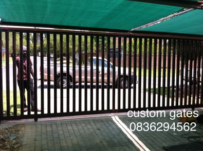 Needing automatic sliding gates in johannesburg