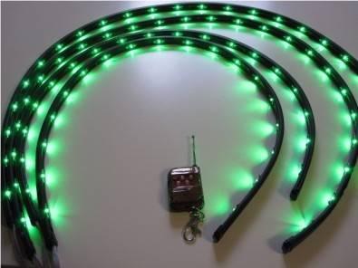 Under body led light kit