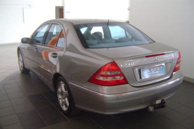 2000 Mercedes Benz 200D