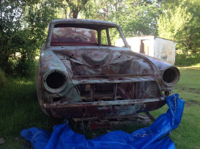 Lotus Cortina (Project) - Lotus Twin Cam engine | Junk Mail on lotus se, lotus engine, lotus 25 coventry climax, lotus roadster,