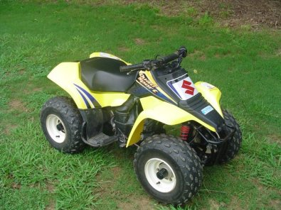 Suzuki LT80 Model 2001 Quad Bike For Sale | Junk Mail