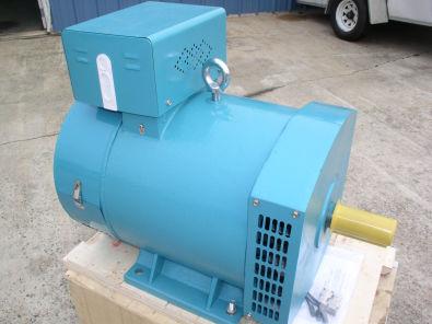 NEW ST 12KW GENERATOR/ALTERNATOR FOR DIESEL, GASOL | Junk Mail