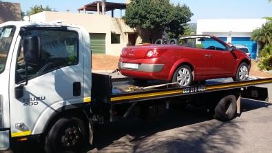 Cape Town to Gauteng Trailers, Caravans transport